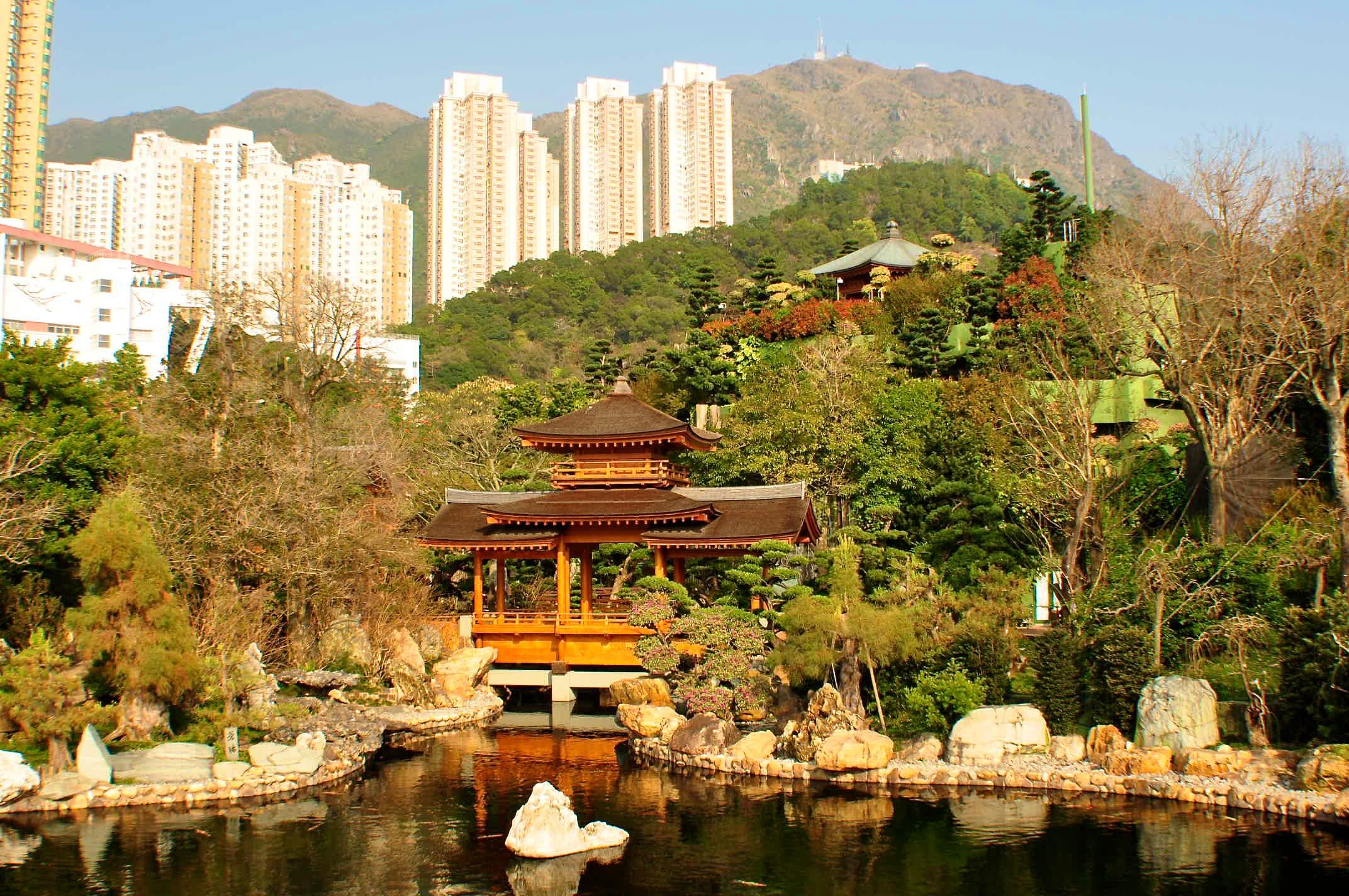 Chi Lin and Nan Lian: a different Hong Kong – VOYAGISTA