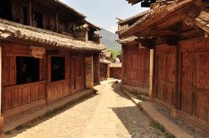 Flâneries dans Shaxi