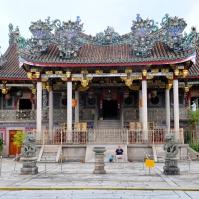 Maison du clan de Khoo