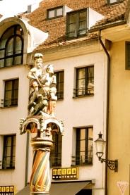 Une des 11 fontaines