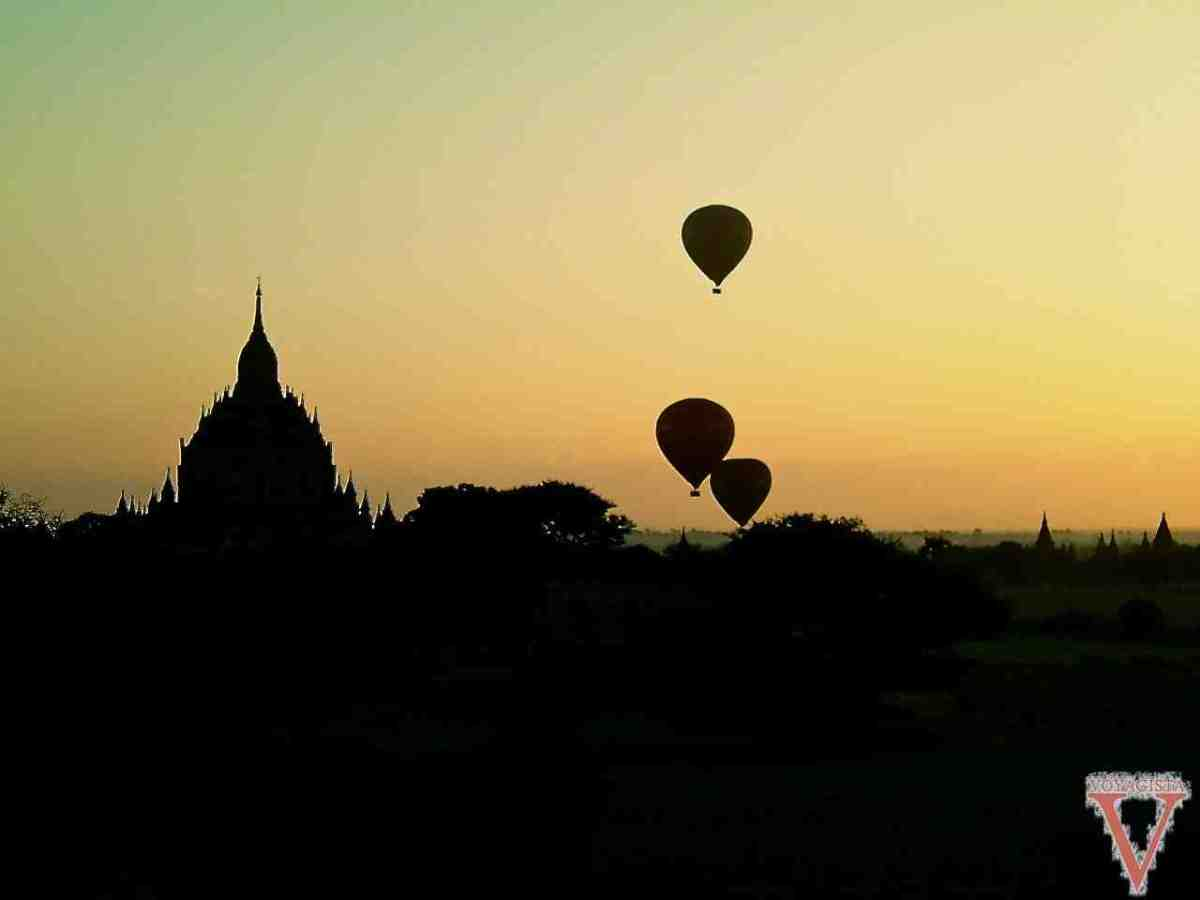 Burma - head to Bagan before it's too late