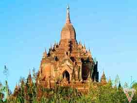 Going around Bagan