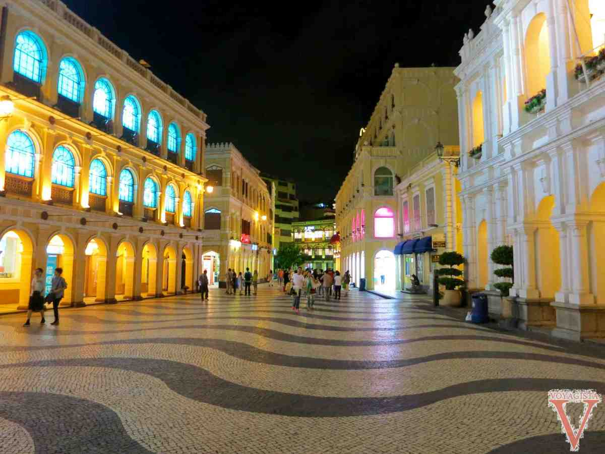 Skipping the casino crowds in Macau