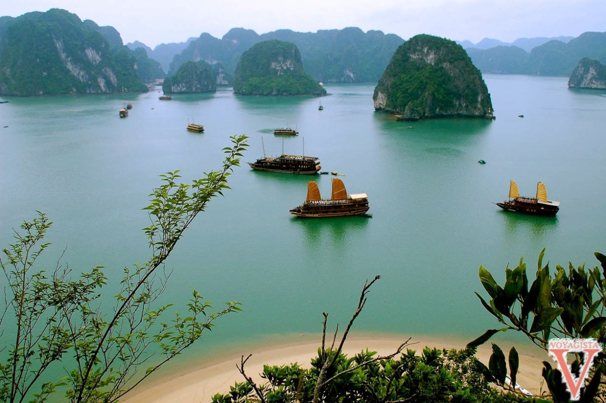 Is it still possible to really enjoy Halong Bay?