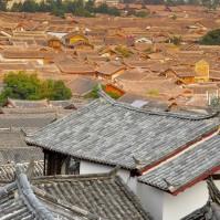 Lijang roofs
