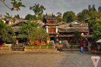 lijiang main square