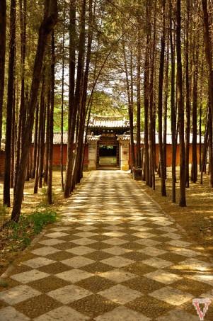 Baishia close to Lijiang
