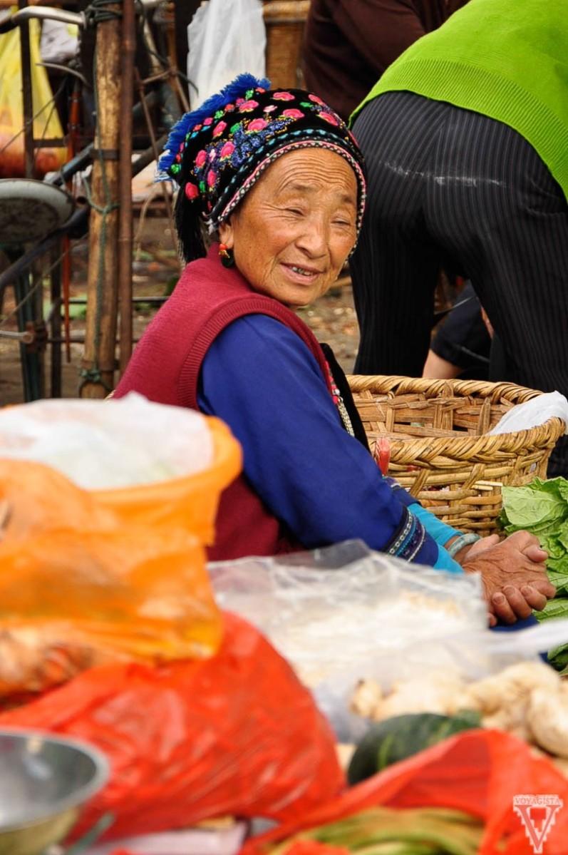 My photo collection of Yunnan's ethnic minorities.