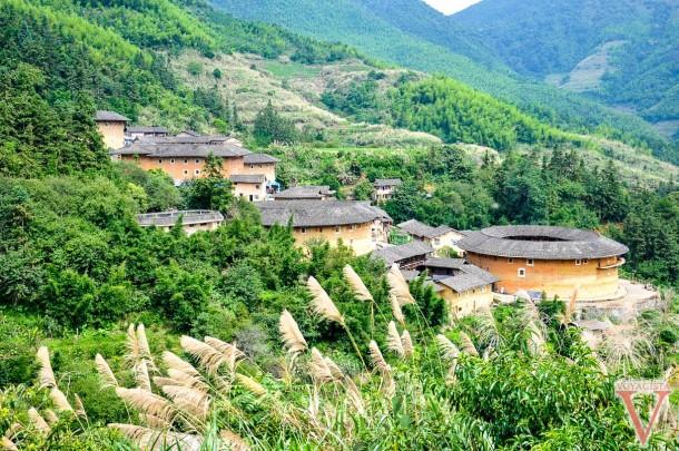 Tulou Fujian Maison Hakka-4