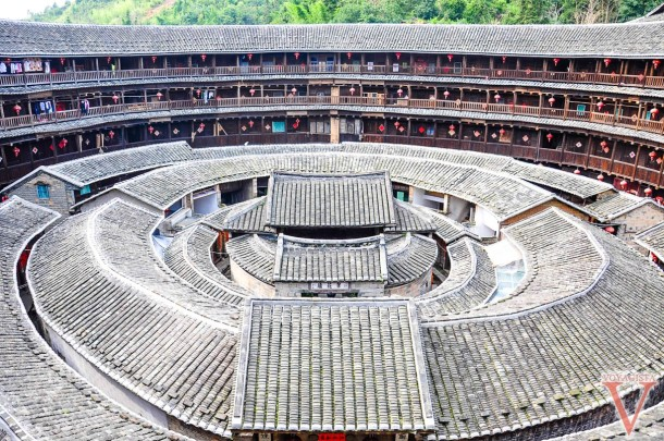 fujian tulou house