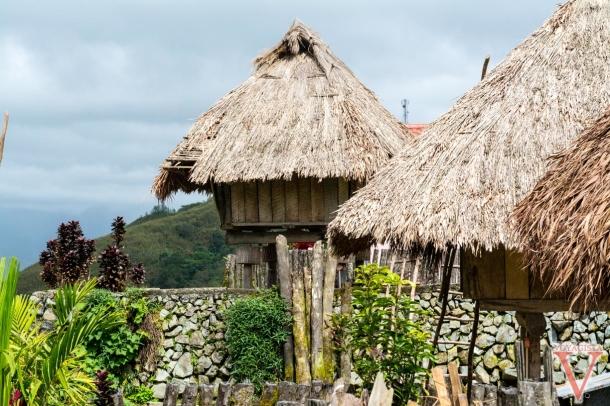 traditional houses banaue